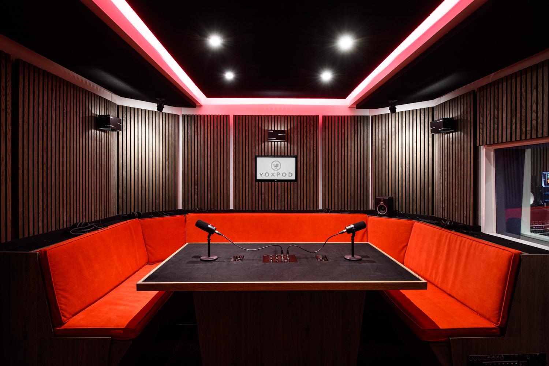 Audiobook Recording Studio London