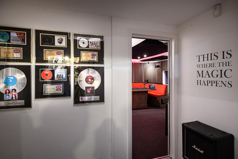 Voiceover Recording Studio London | Professional Podcast Studio Services